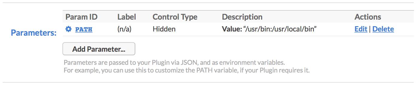 Edit Plugin PATH Example